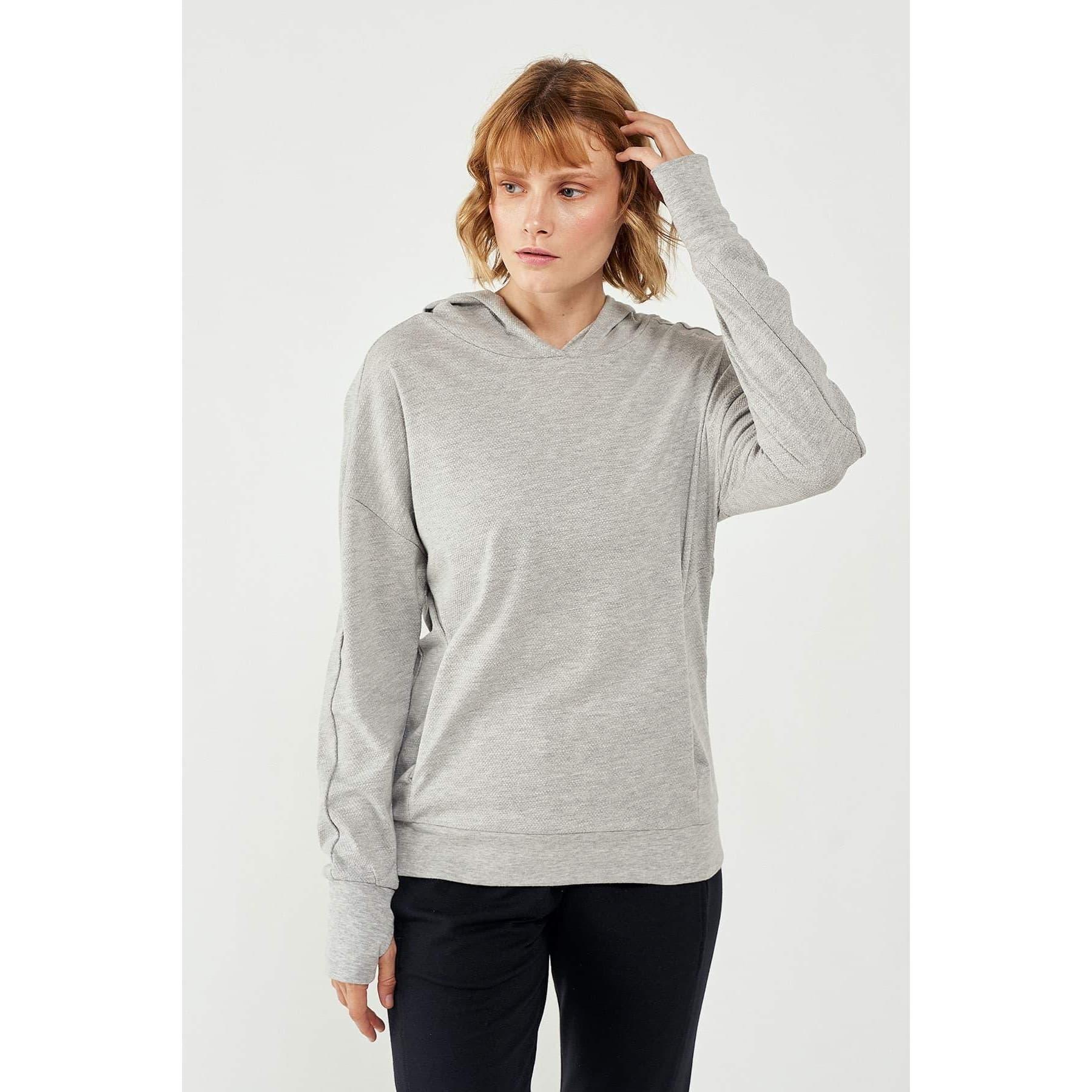 Gang Kadın Gri Sweatshirt (921084-2010)