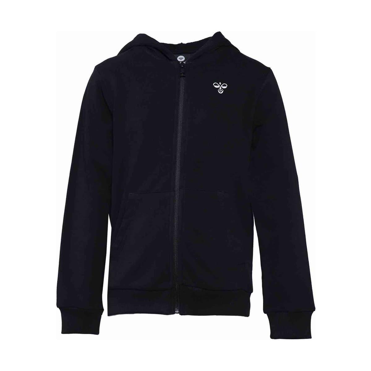 Felinos Çocuk Siyah Fermuarlı Sweatshirt (921164-2001)