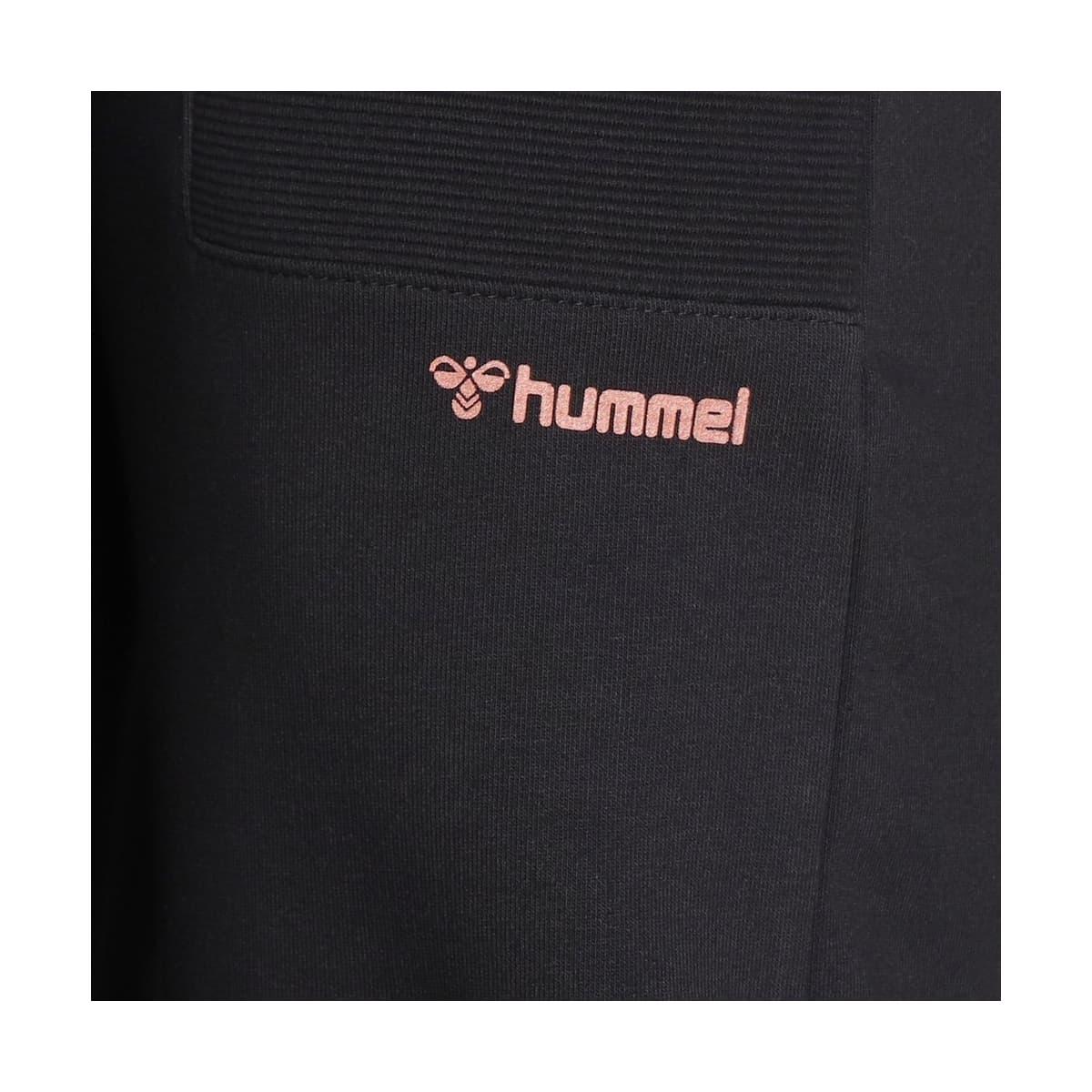 Hummel Dina Kadın Siyah Eşofman Altı (931260-2001)