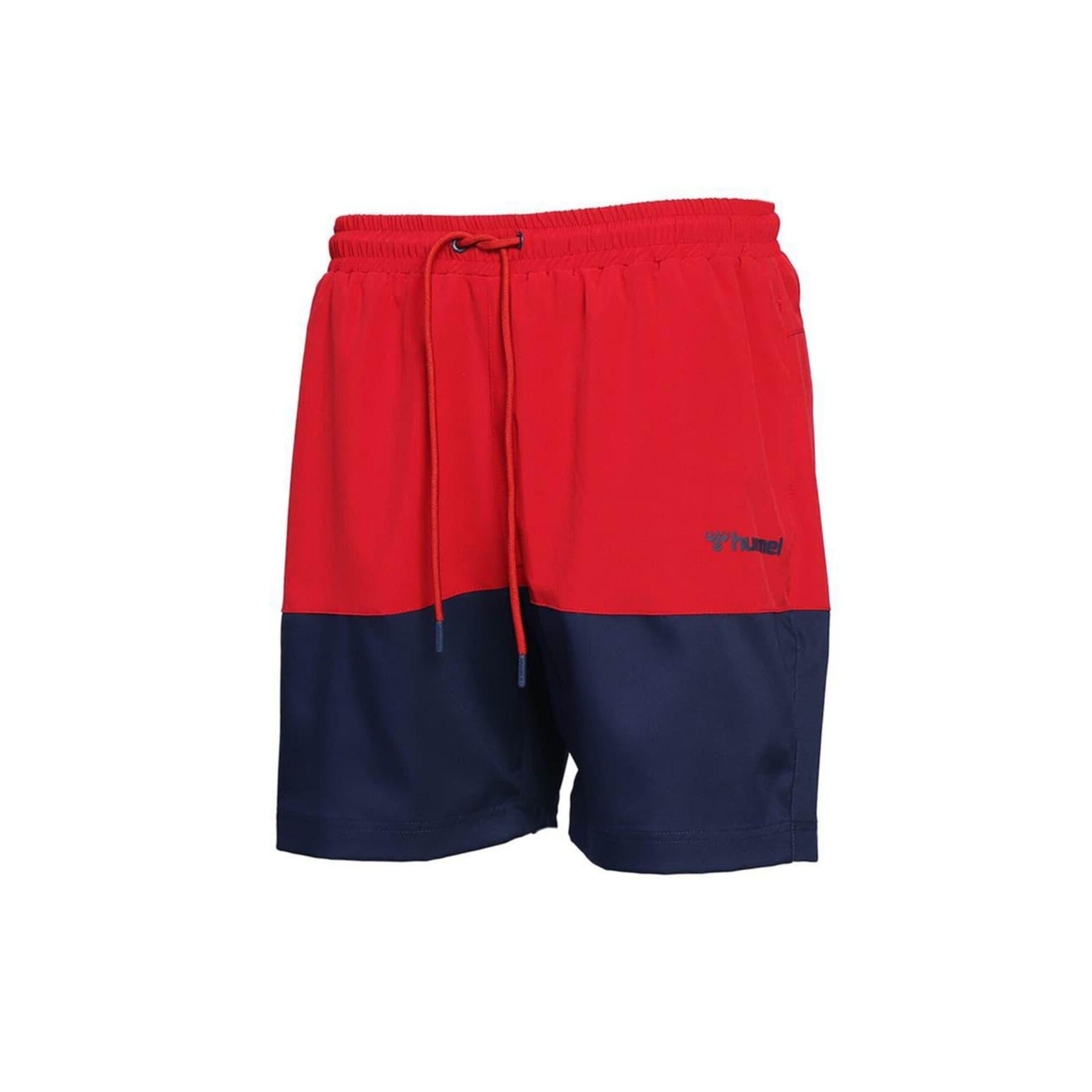 Bosnet Erkek Kırmızı Yüzme Şortu (950041-3331)