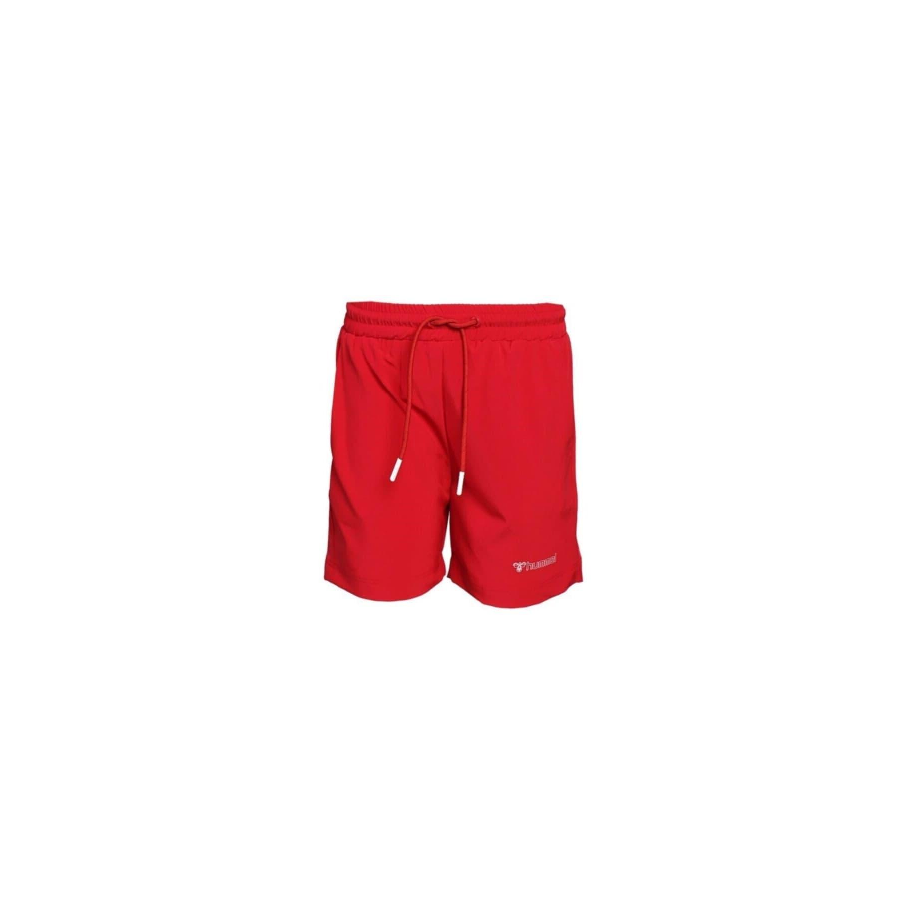 Crook Çocuk Kırmızı Yüzme Şortu (950042-3331)