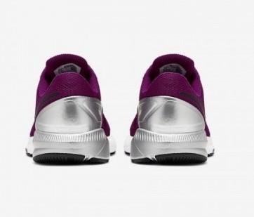 Air Zoom Structure 22 Kadın Mor Koşu Ayakkabısı (AA1640-602)