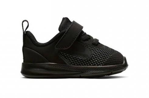 Downshifter 9 Çocuk Siyah Spor Ayakkabı (AR4137-001)