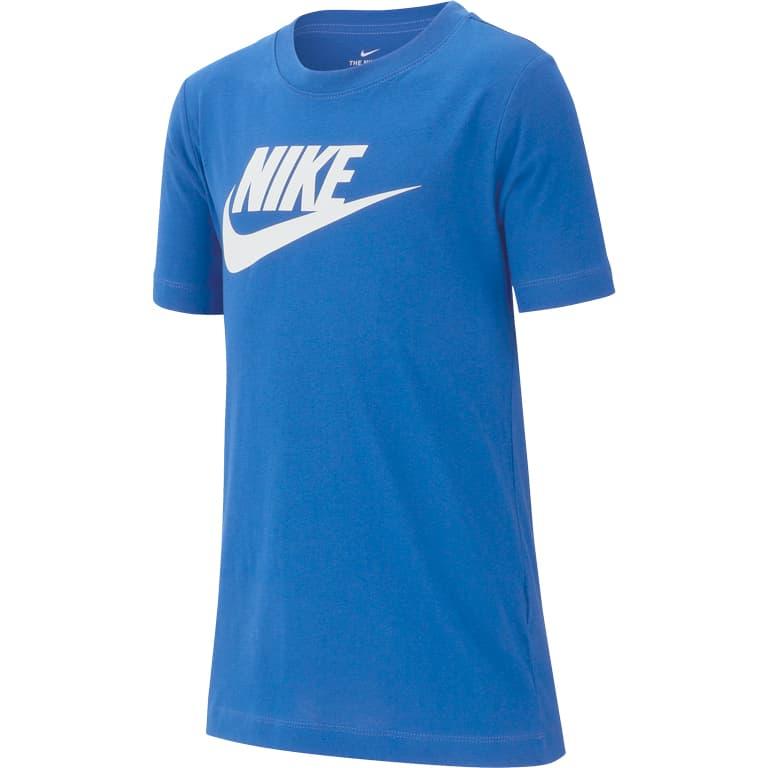 Futura Icon Çocuk Mavi Spor Tişört