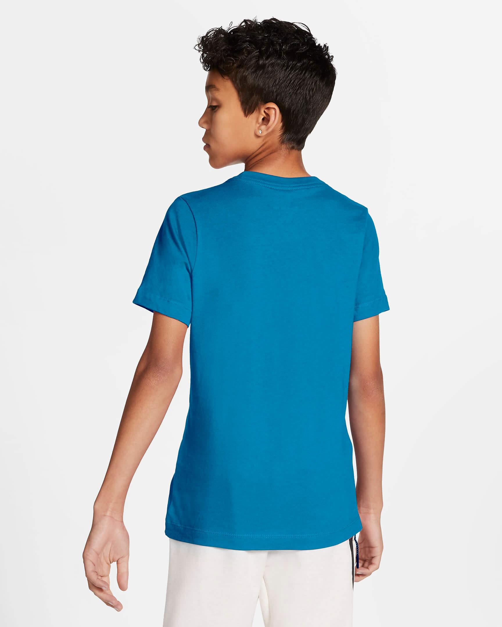 Emb Futura Çocuk Açık Mavi Tişört