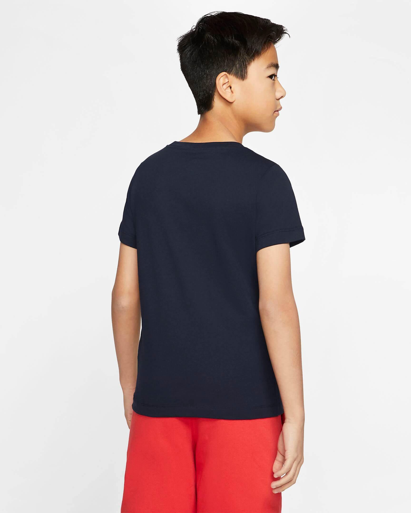 Emb Futura Çocuk Mavi Tişört