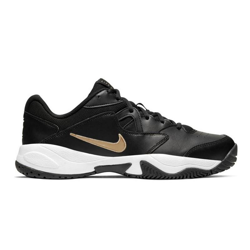 Court Lite 2 Erkek Siyah Tenis Ayakkabısı (AR8836-012)