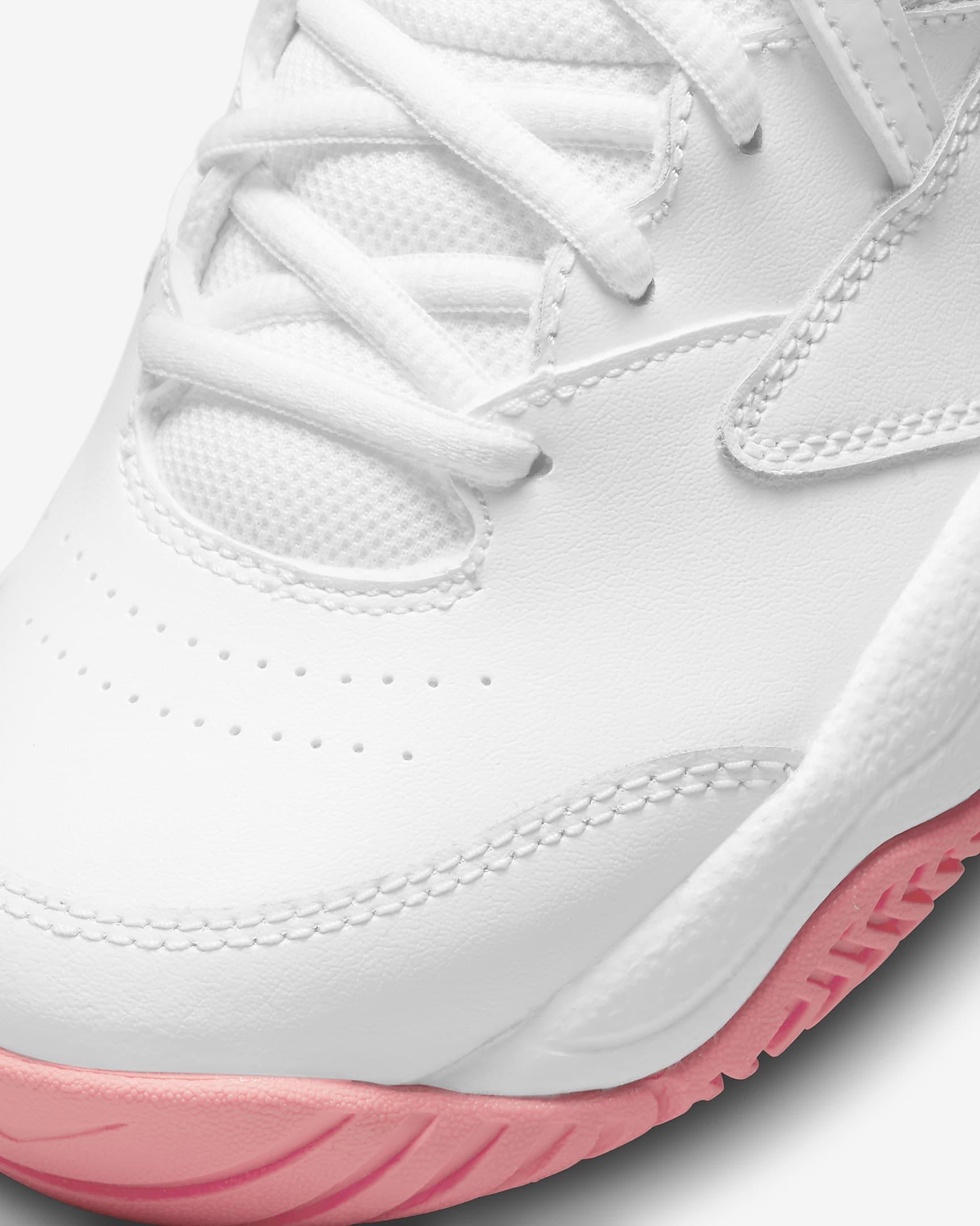 Court Lite 2 Kadın Beyaz Tenis Ayakkabısı (AR8838-116)