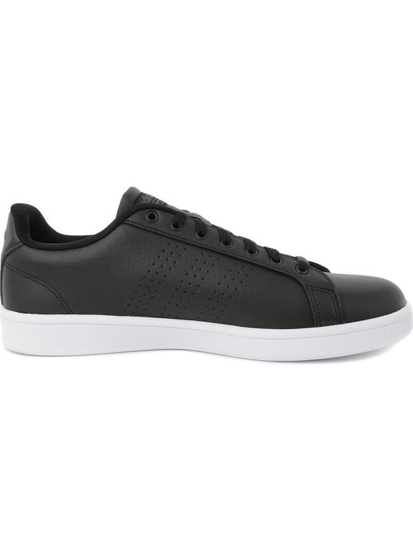 Cloudfoam Advantage Clean Erkek Siyah Spor Ayakkabı