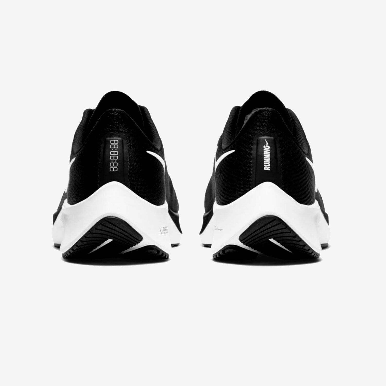 Air Zoom Pegasus 37 Erkek Siyah Koşu Ayakkabısı