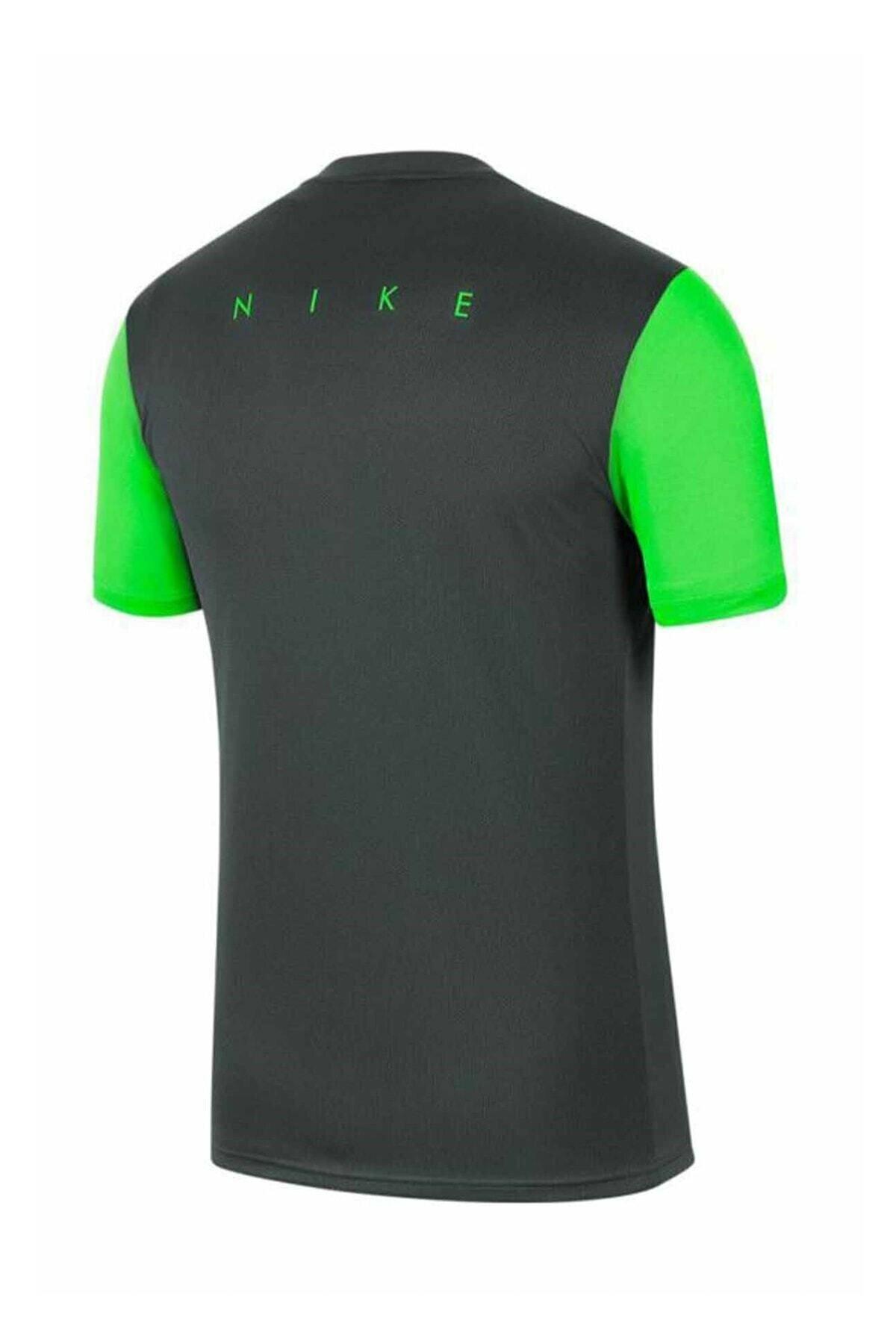 Dri-Fit Academy Pro Erkek Yeşil Spor Tişört (BV6926-074)
