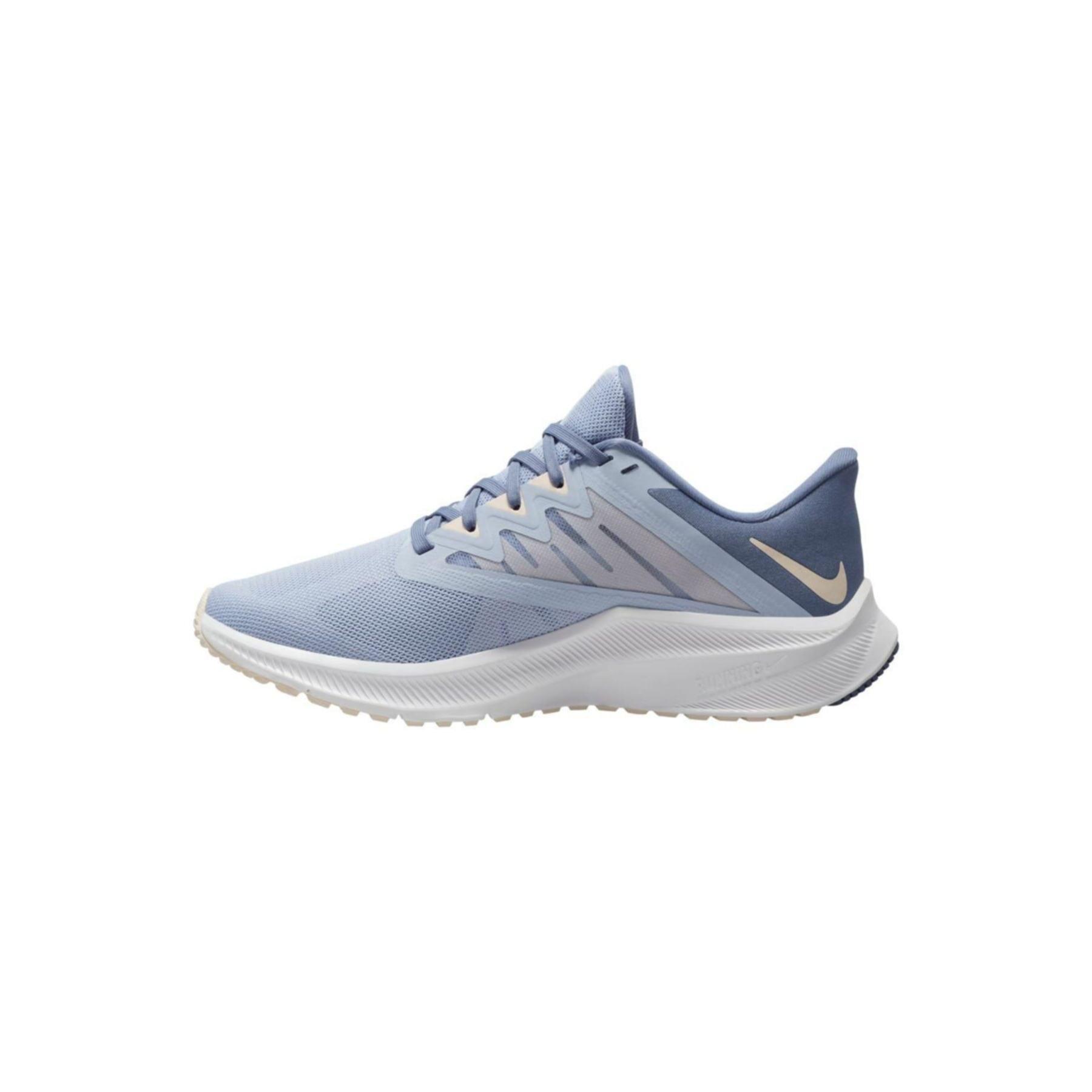 Quest 3 Kadın Mavi Koşu Ayakkabısı