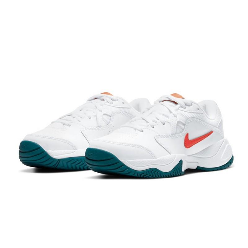 Court Lite 2 Çocuk Beyaz Tenis Ayakkabısı (CD0440-106)
