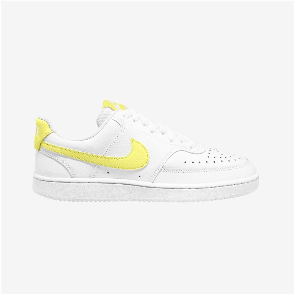 Court Vision Low Kadın Beyaz Lifestyle Ayakkabı (CD5434-109)
