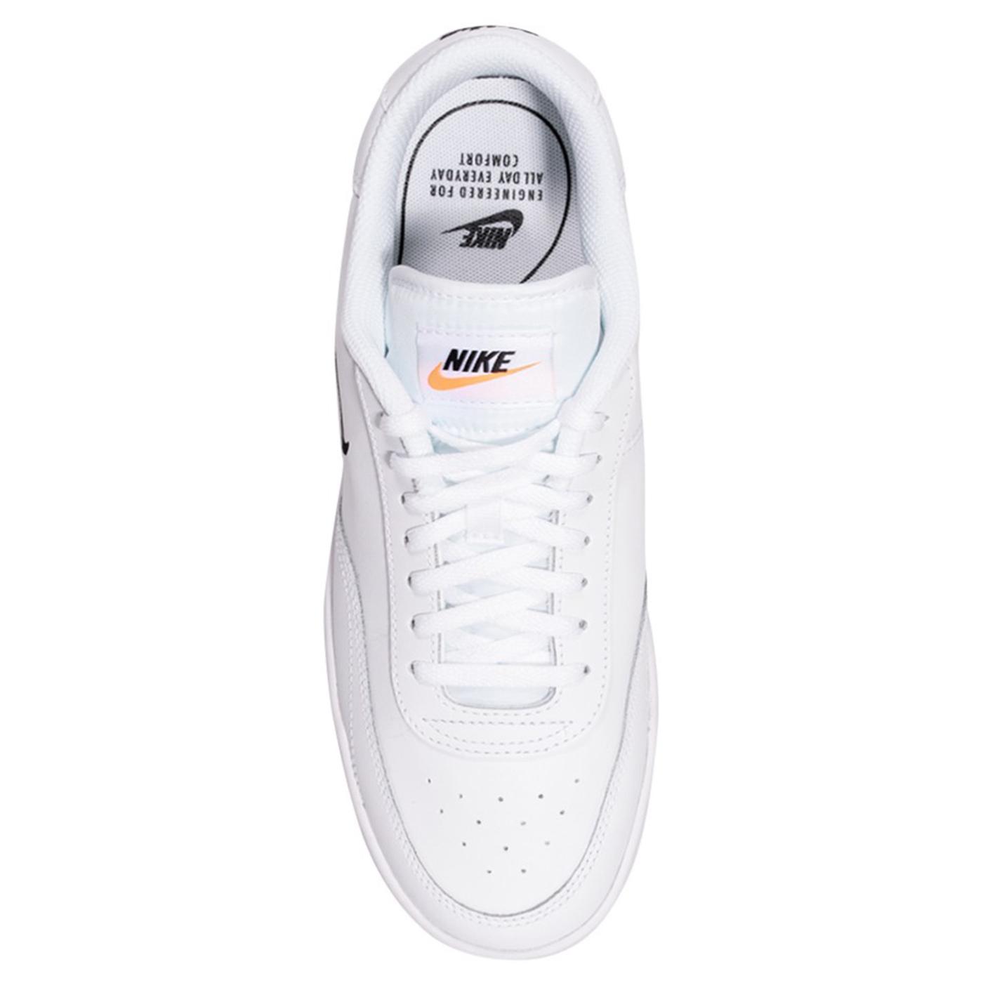 Court Vintage Erkek Beyaz Spor Ayakkabı (CJ1679-103)