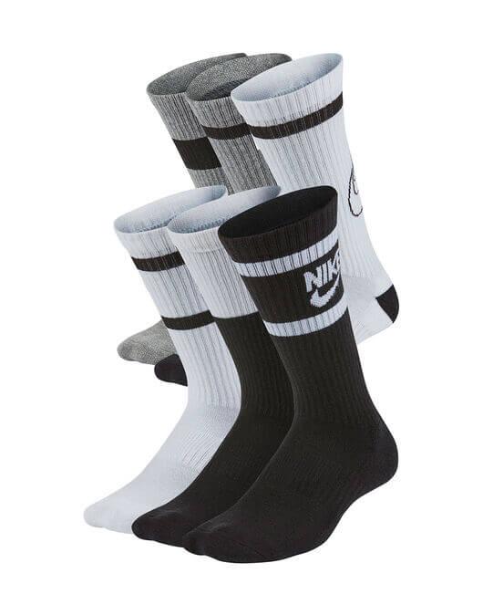 Everyday Yastıklamalı Çocuk Çorapları 6 Çift (CK7302-901)