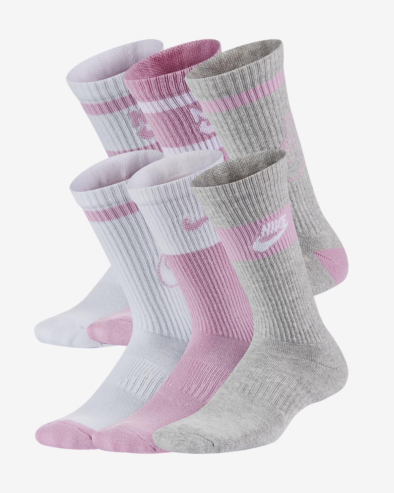 Everyday Yastıklamalı Çocuk Çorapları 6 Çift (CK7302-905)