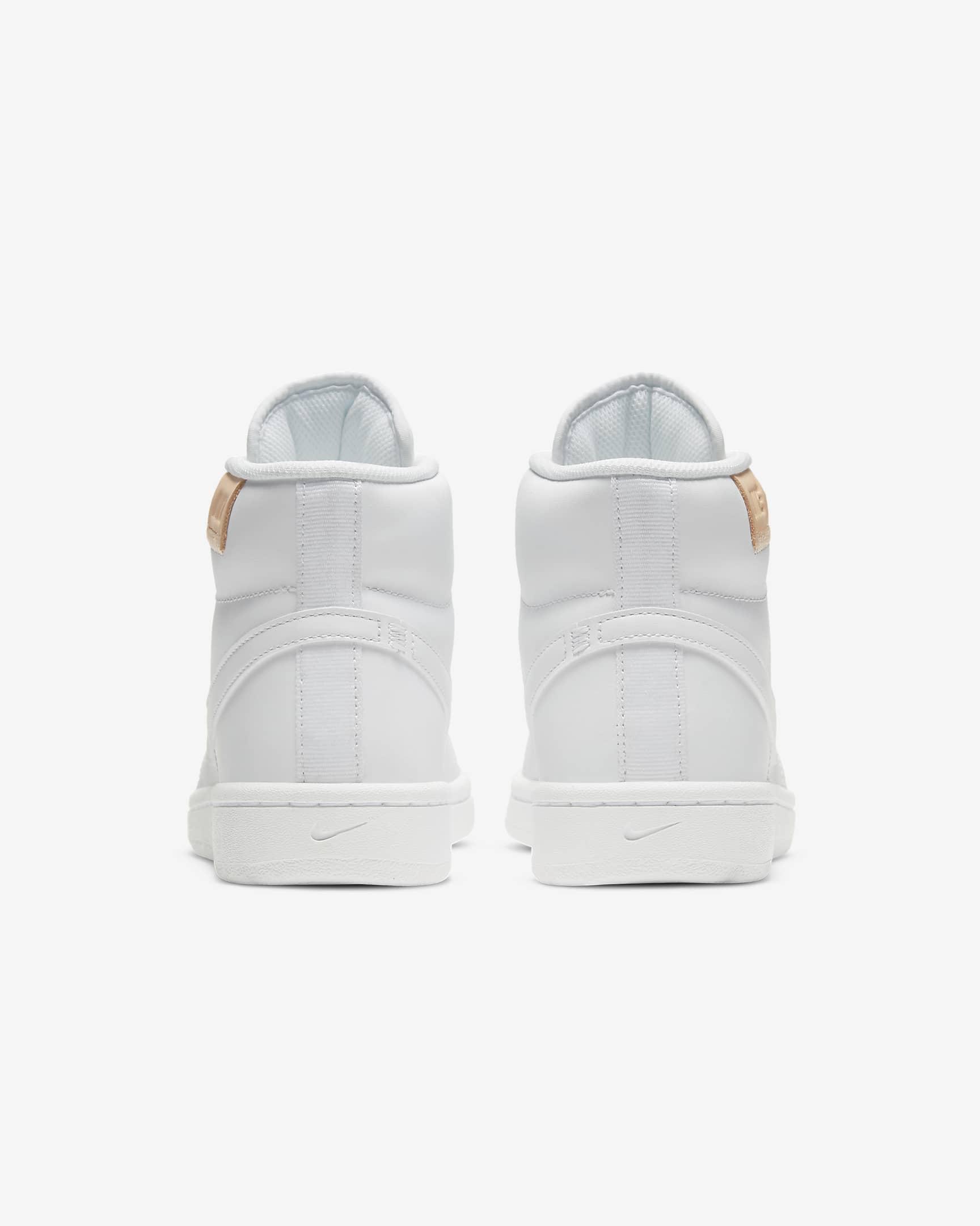 Court Royale 2 Mid Kadın Beyaz Sneaker (CT1725-100)