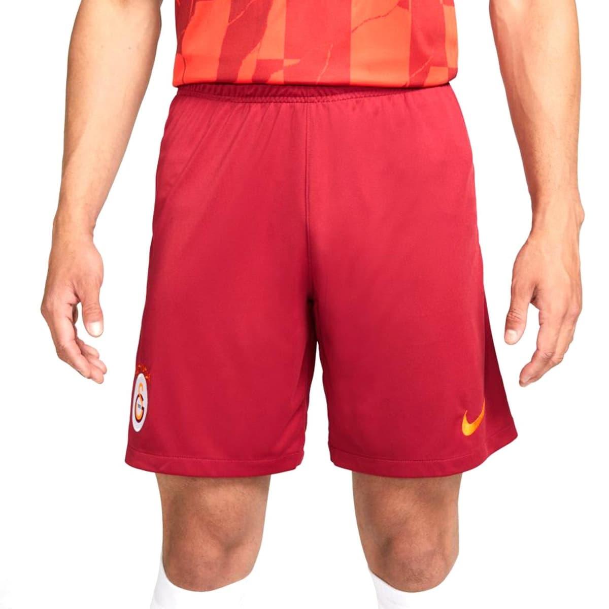 Galatasaray 2021/22 Stadyum İç Saha/Deplasman Şortu (CV8150-628)