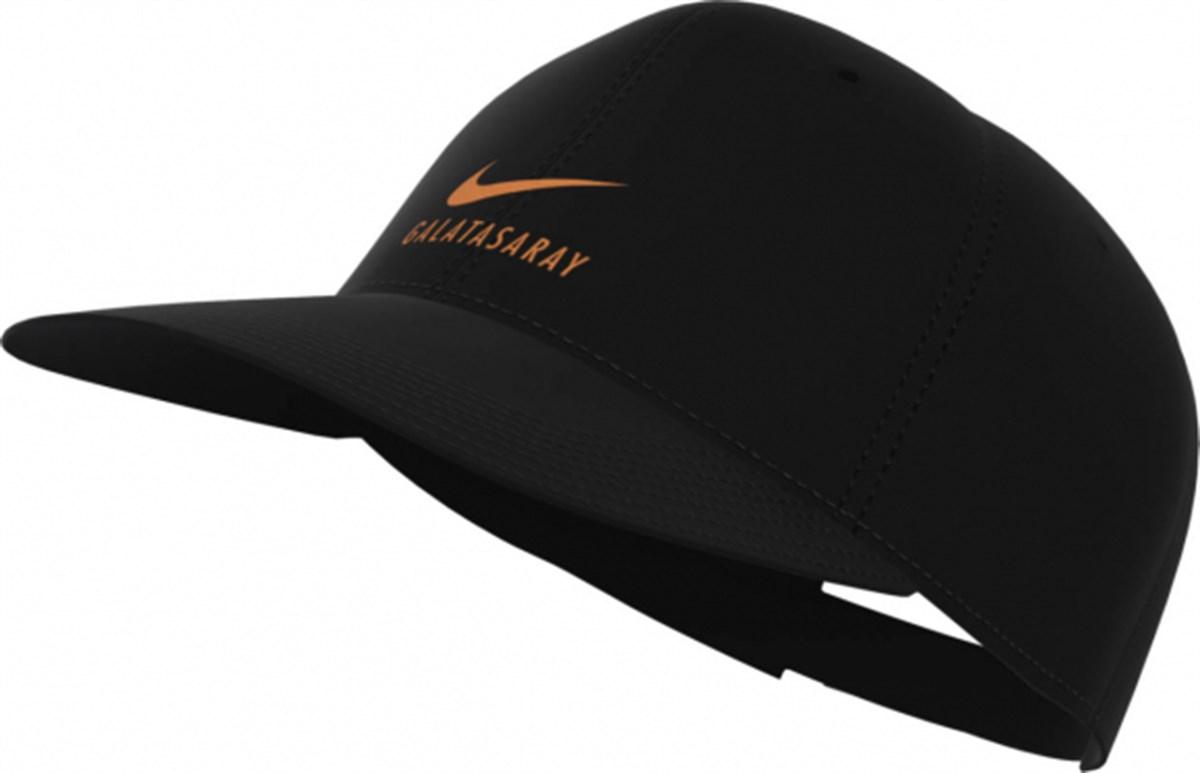Galatasaray Dynamic Fit H86 Çocuk Siyah Şapka (DH2505-010)