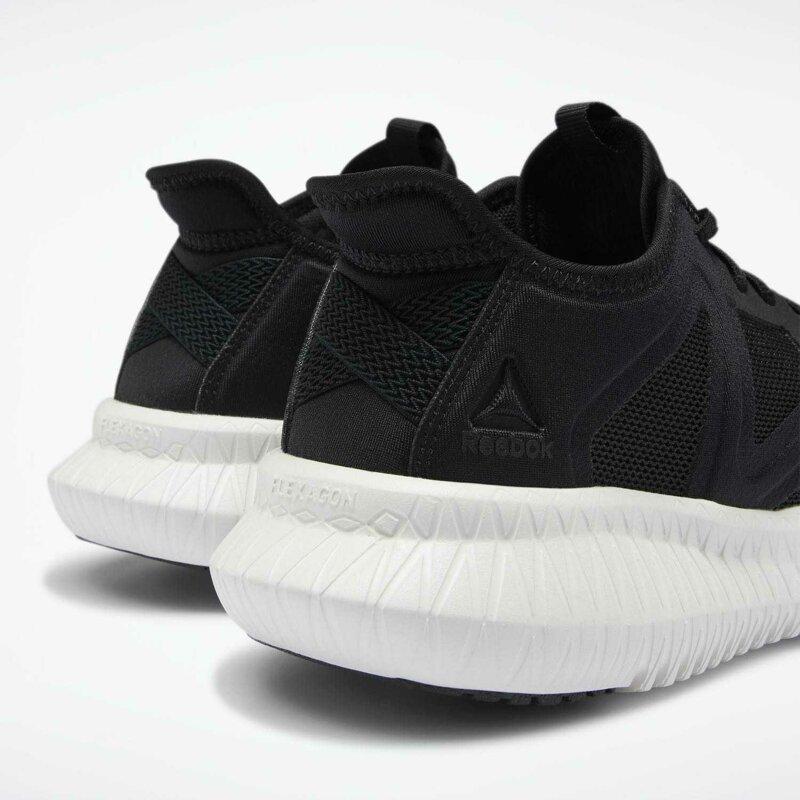 Flexagon 2.0 Erkek Siyah Koşu Ayakkabısı (DV6007)
