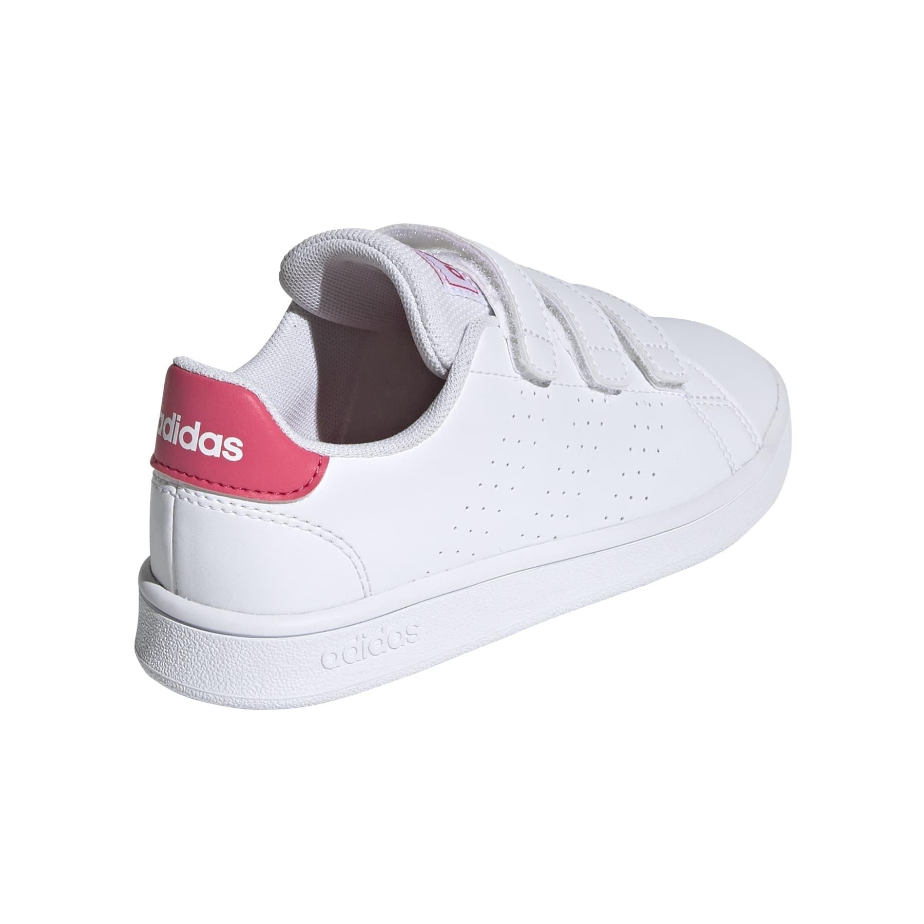 Advantage Beyaz Çocuk Spor Ayakkabı (EF0221)