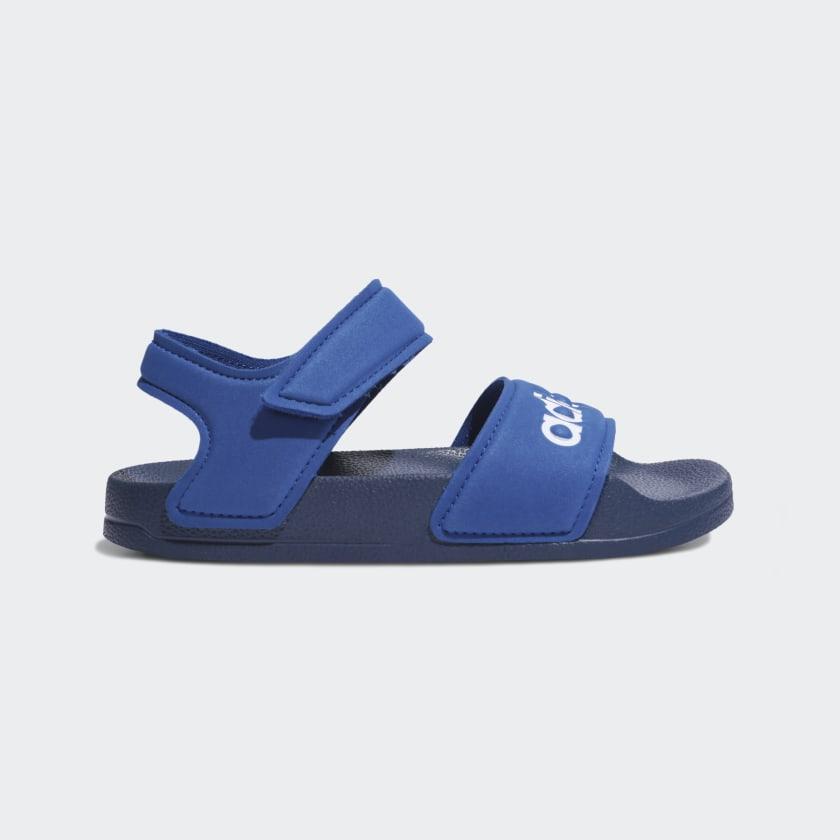 Adilette Mavi Çocuk Sandaleti