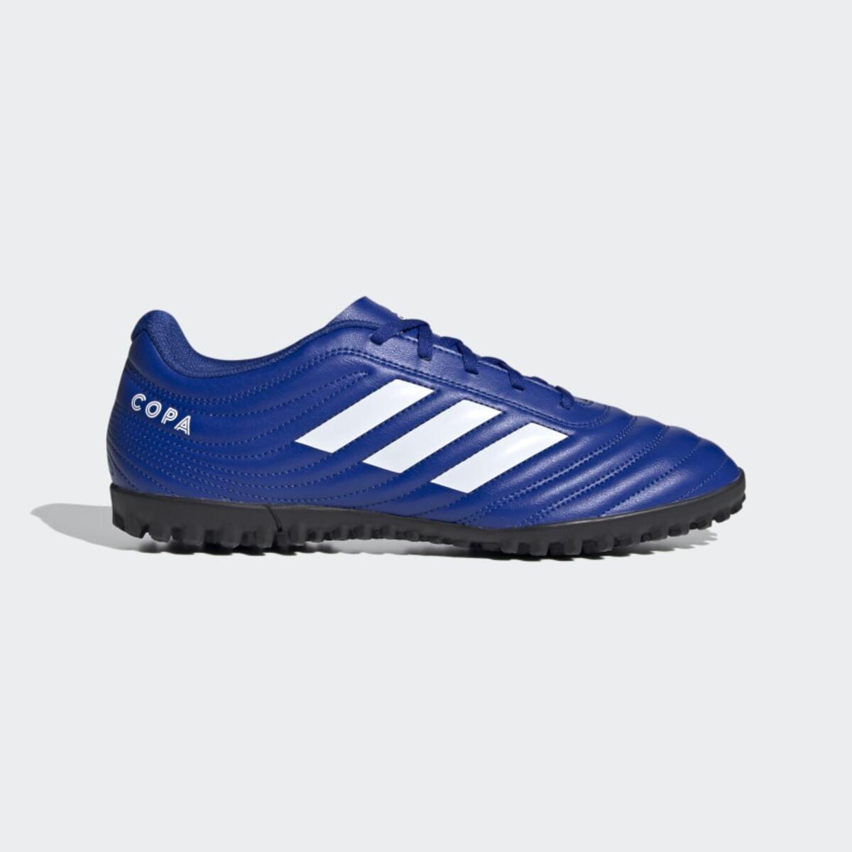 Copa 20.4 Tf Erkek Mavi Halı Saha Kramponu