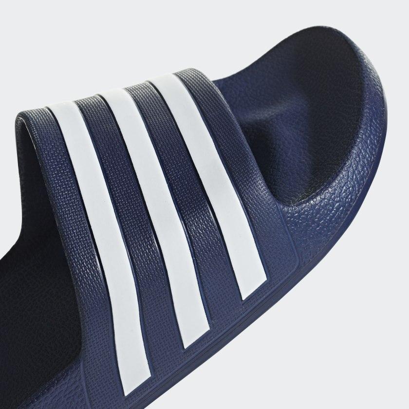 Adilette Aqua Mavi Erkek Spor Terlik