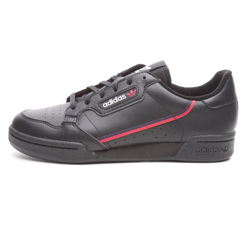 Continental 80 Genç Çocuk Siyah Spor Ayakkabı