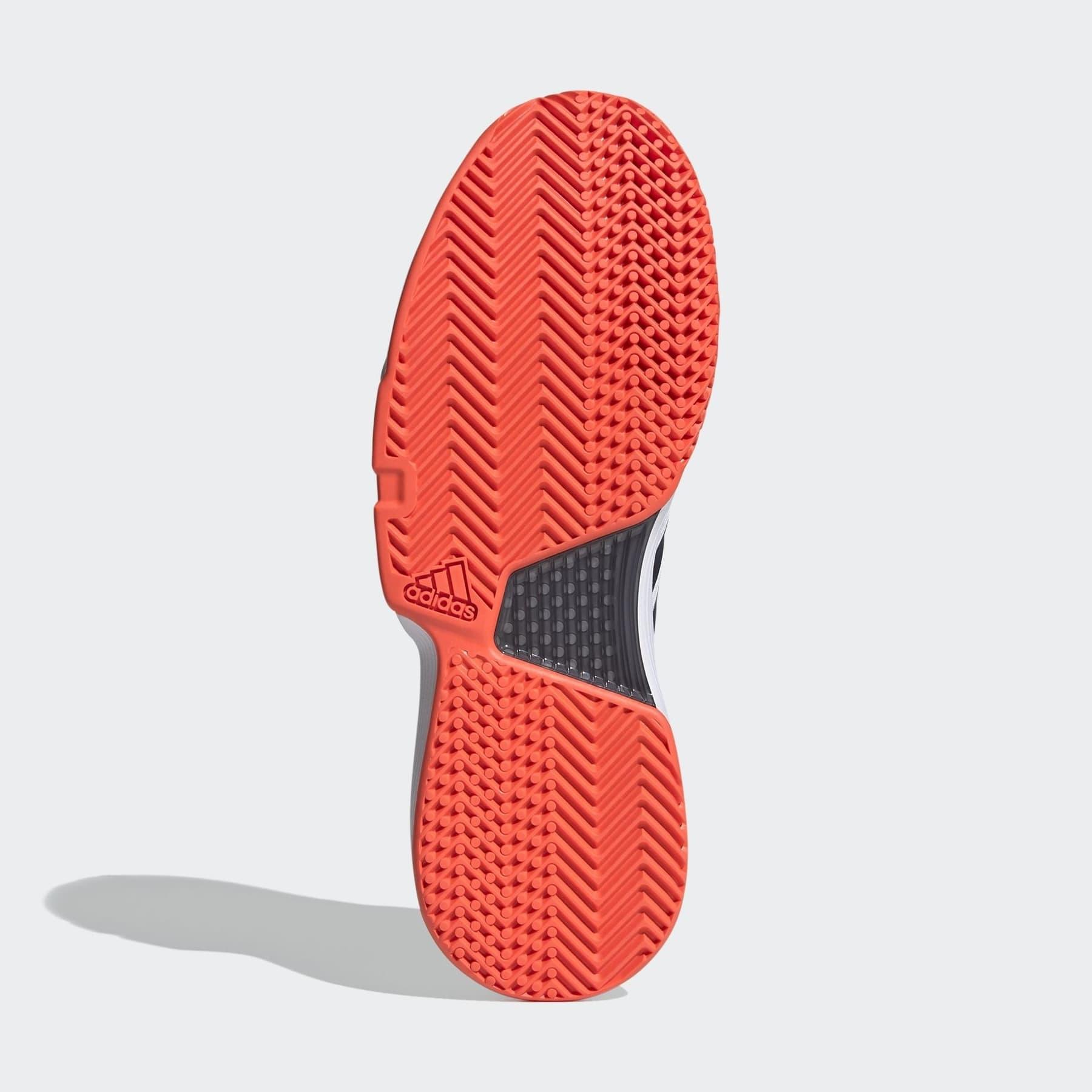 CourtJam Bounce Erkek Beyaz Tenis Ayakkabısı