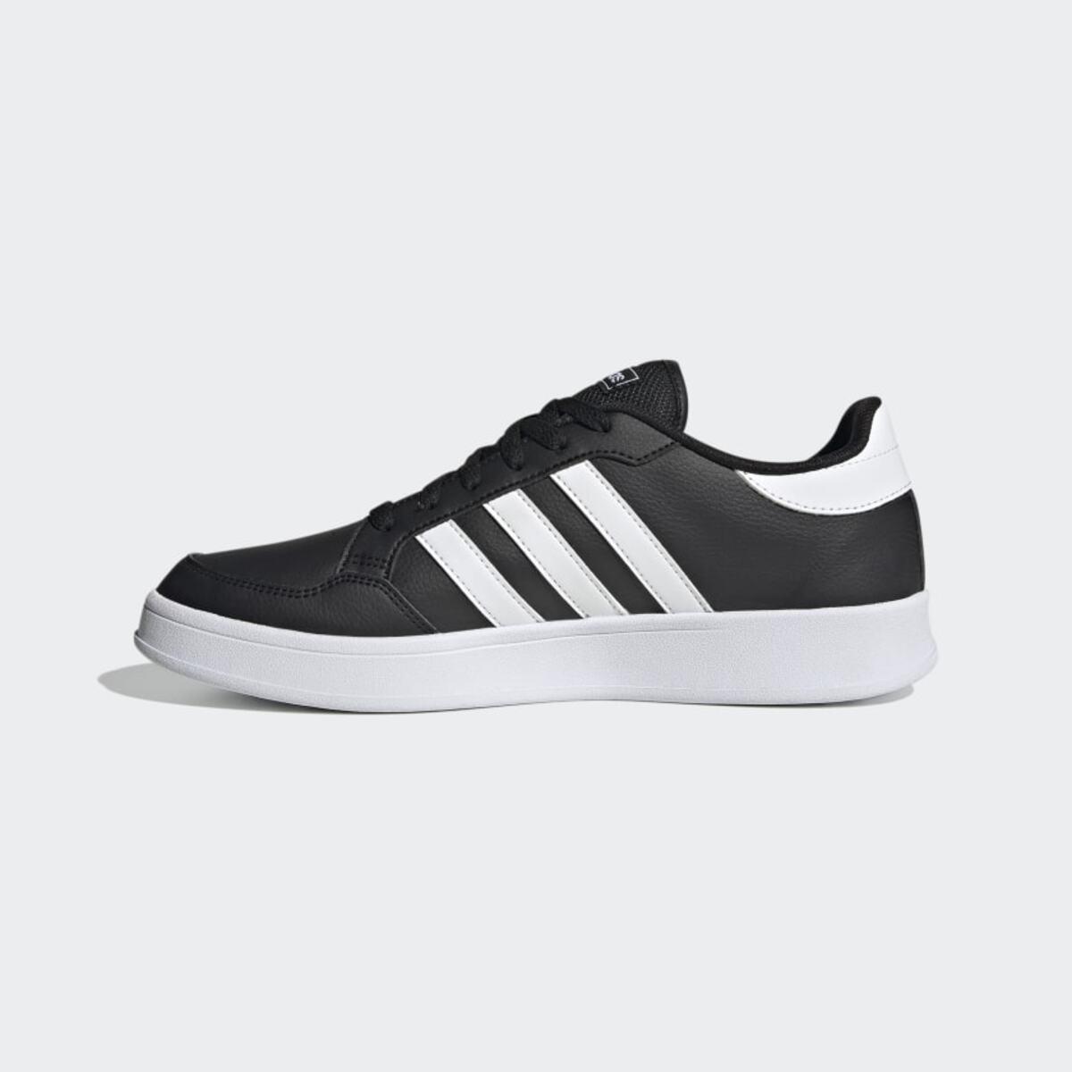 Breaknet Erkek Siyah Sneaker Ayakkabı