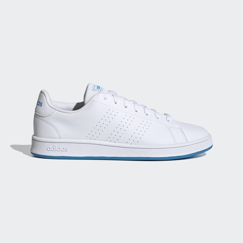 Advantage Base Erkek Beyaz Spor Ayakkabı (FY8634)