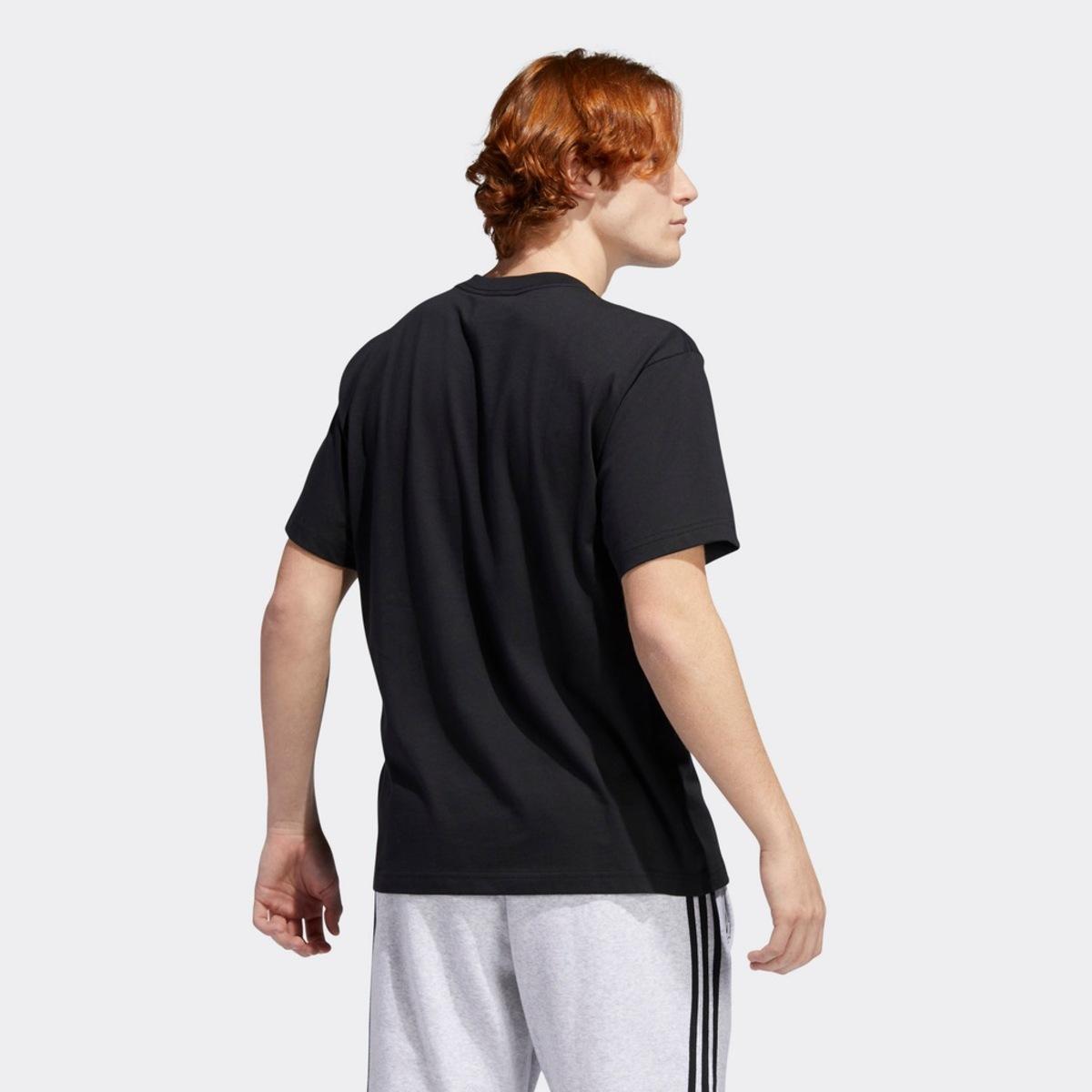 Internat Erkek Siyah Spor Tişört