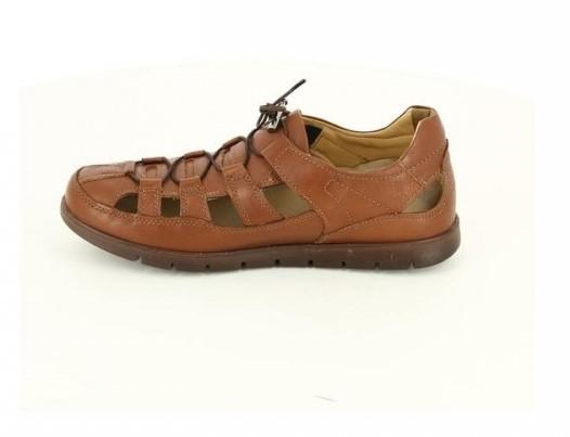 Deri Erkek Kahverengi Ayakkabı (M5194DKK)