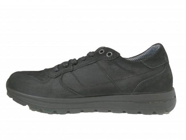 Deri Erkek Siyah Su Geçirmez Ayakkabı (M5660NS)