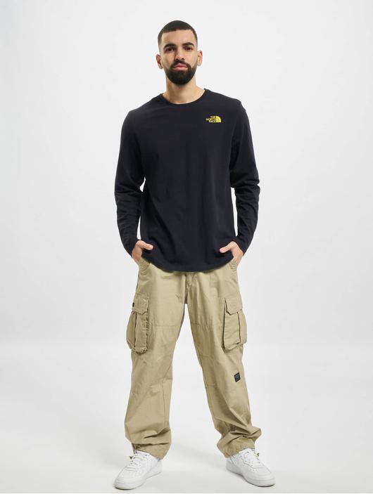 Easy Erkek Siyah Uzun Kollu Tişört (NF0A2TX1XE31)