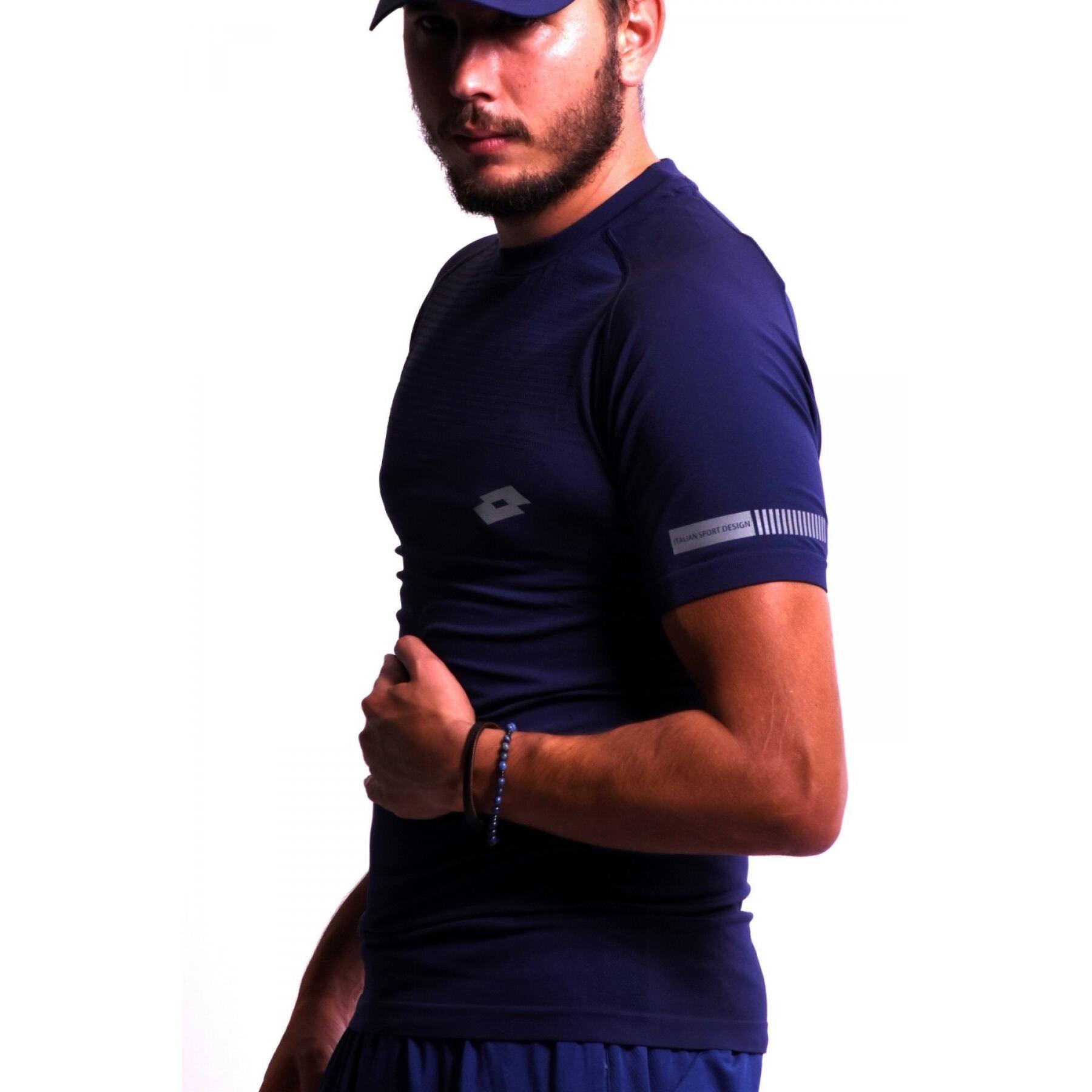 Boss Tee Sml Erkek Mavi Spor Tişört