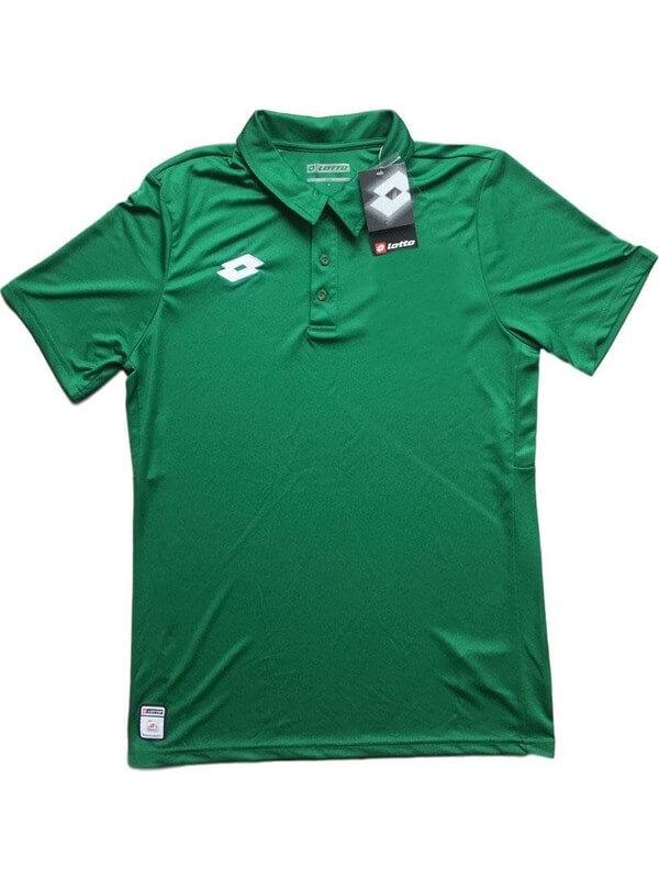 Delta PL Erkek Yeşil Polo Yaka Tişört
