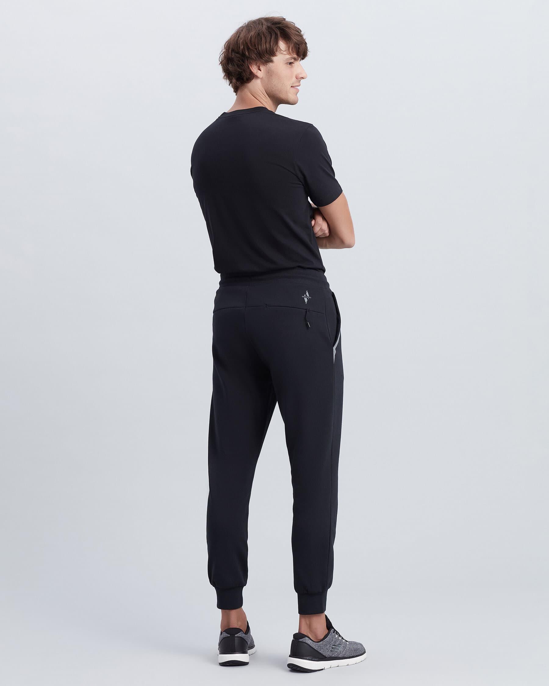 Flexi Jogger Erkek Siyah Eşofman Altı (S212255-001)