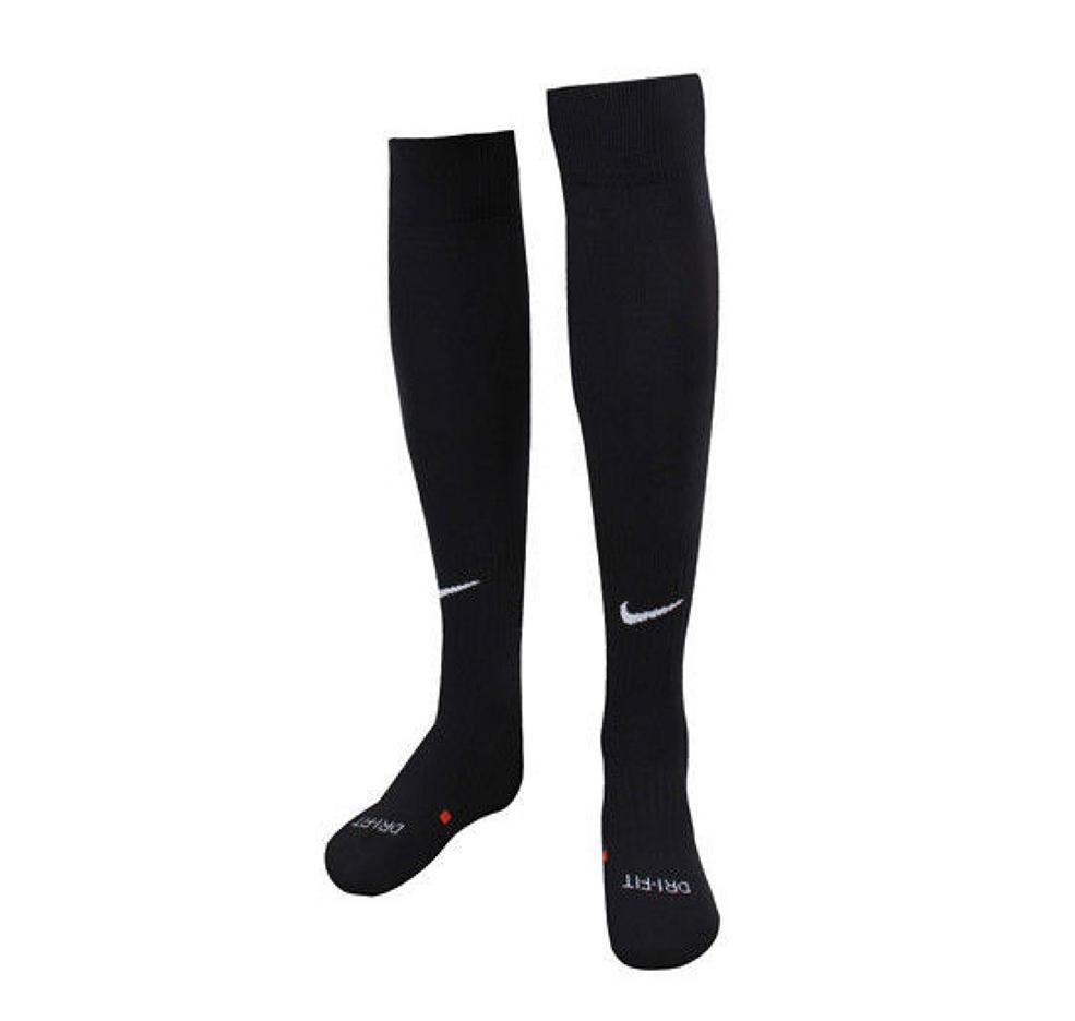 Classic Siyah Futbol Çorabı Konç