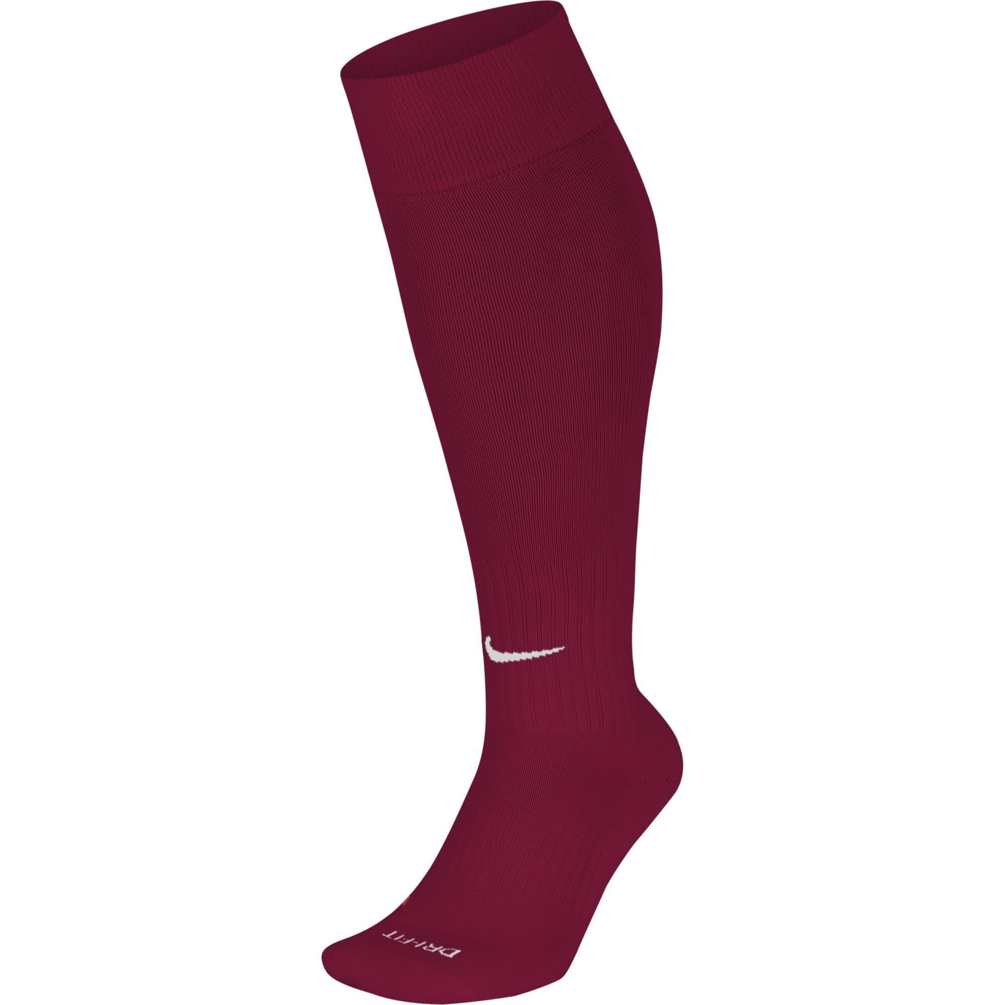 Academy Over-The-Calf Kırmızı Futbol Çorabı (SX4120-671)