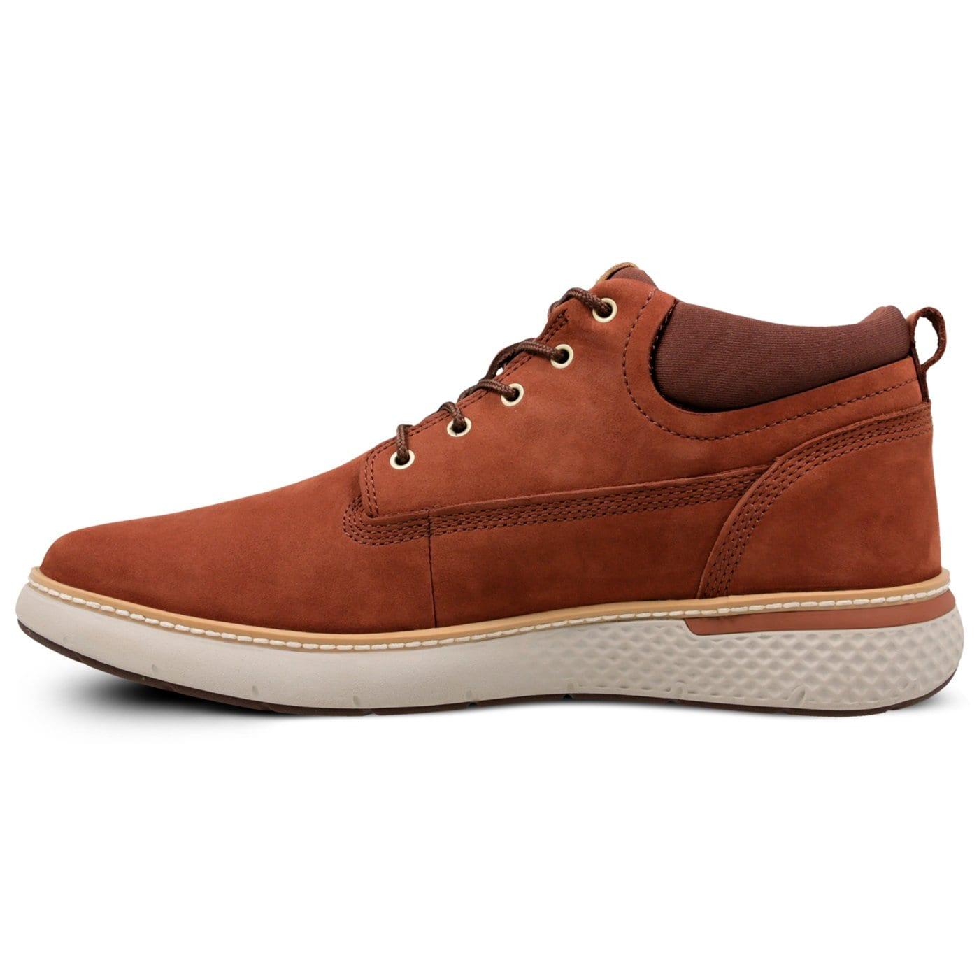 Cross Mark Pt Chukka Erkek Kahverengi Ayakkabı