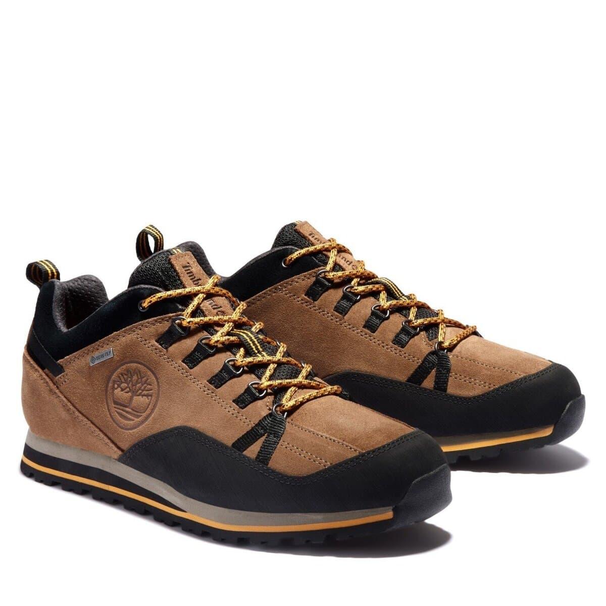 Bartlett Ridge Low Gtx Erkek Kahverengi Spor Ayakkabı