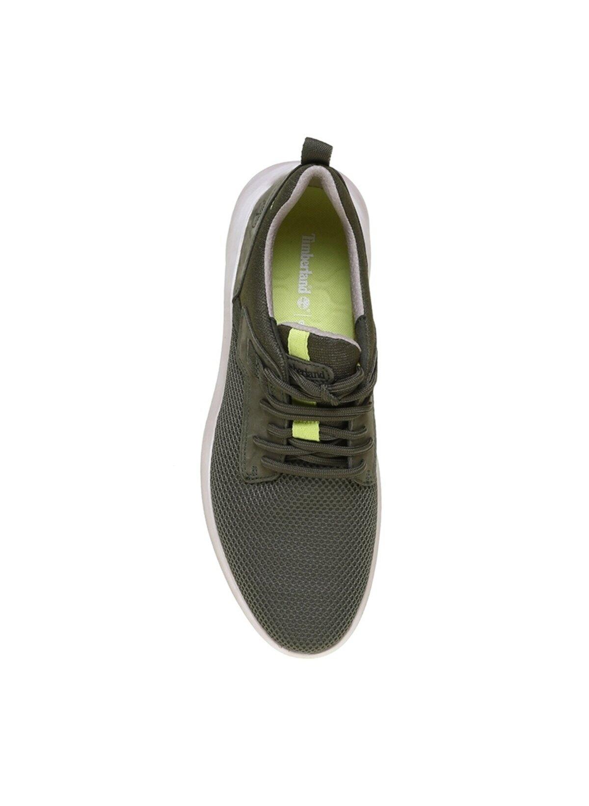 BradstreetUltra Sport Ox Erkek Yeşil Spor Ayakkabı (TB0A2QANA581)
