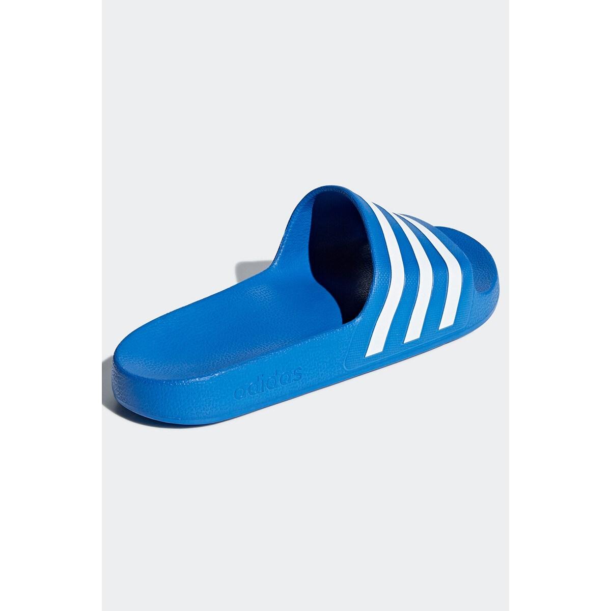 Adilette Aqua Deniz Mavisi Unisex Spor Terlik