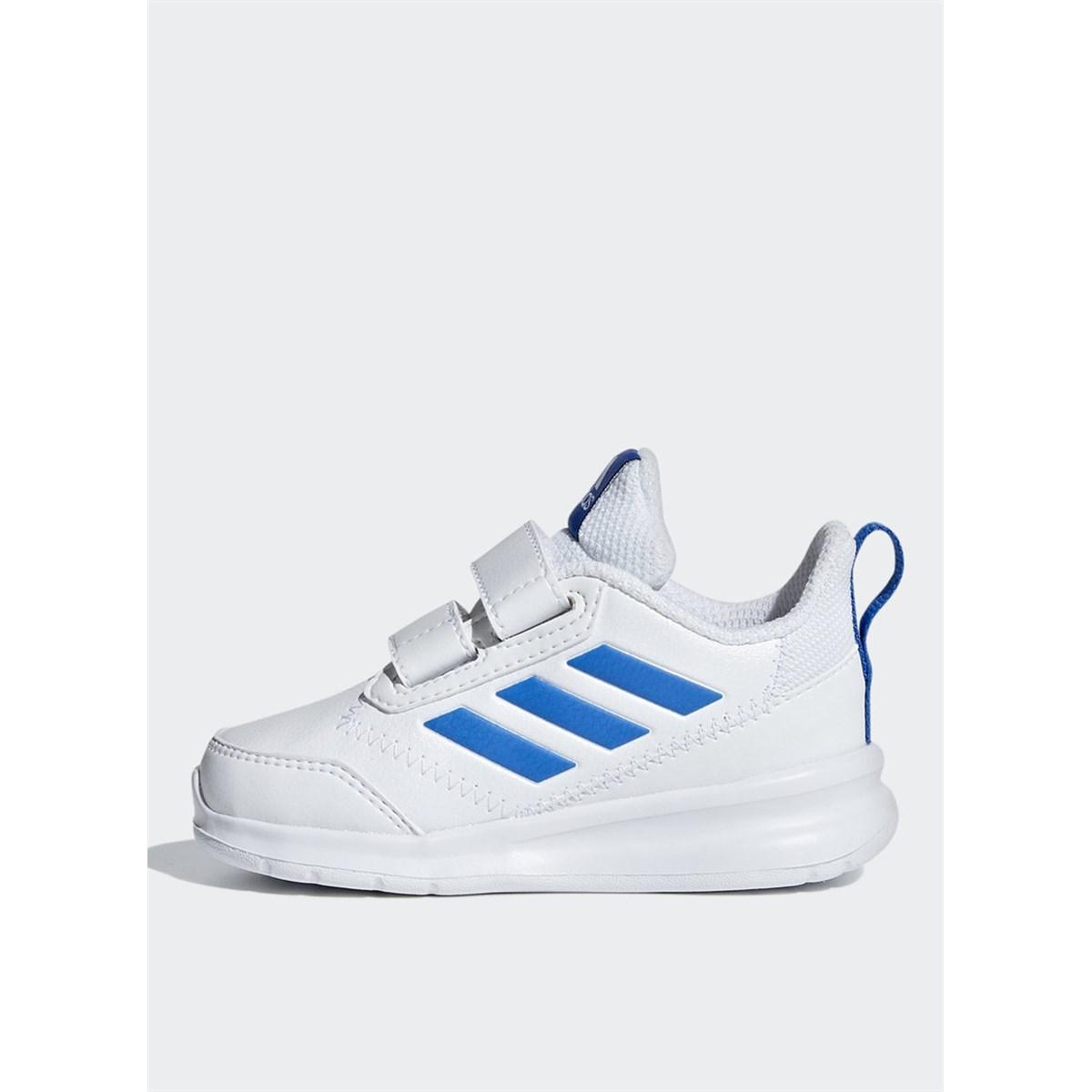 AltaRun Beyaz Bebek Spor Ayakkabı