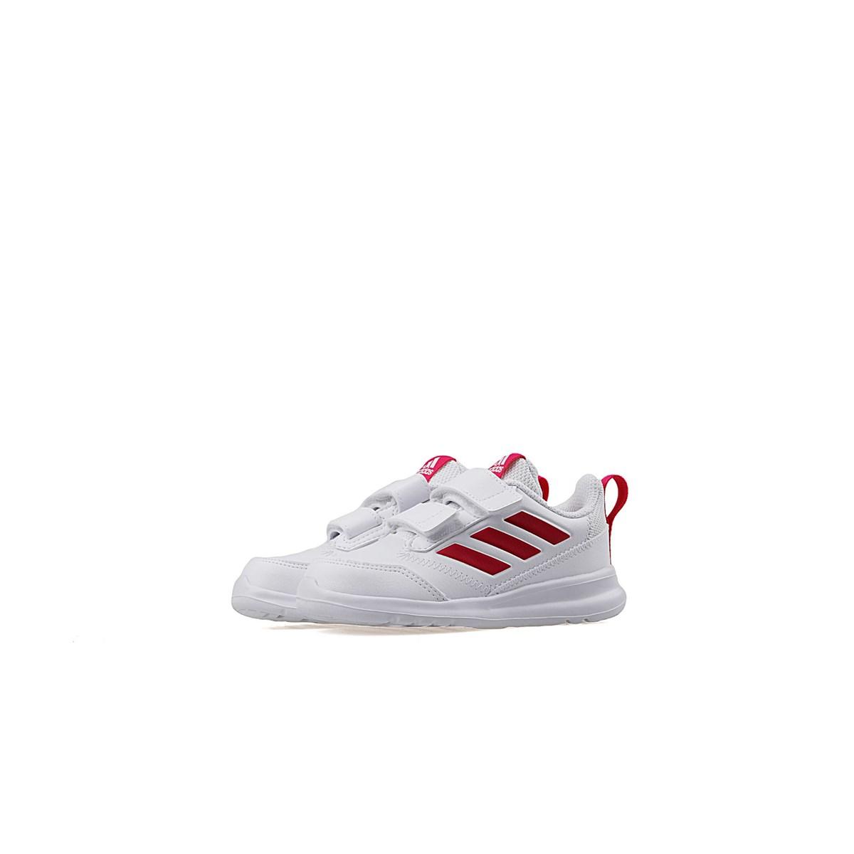 AltaRun CF Bebek Beyaz Spor Ayakkabısı