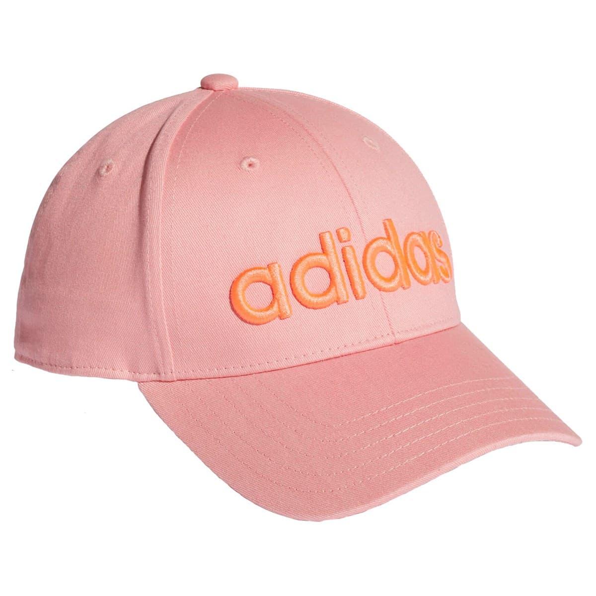Embroidered Pembe Beyazbol Şapkası