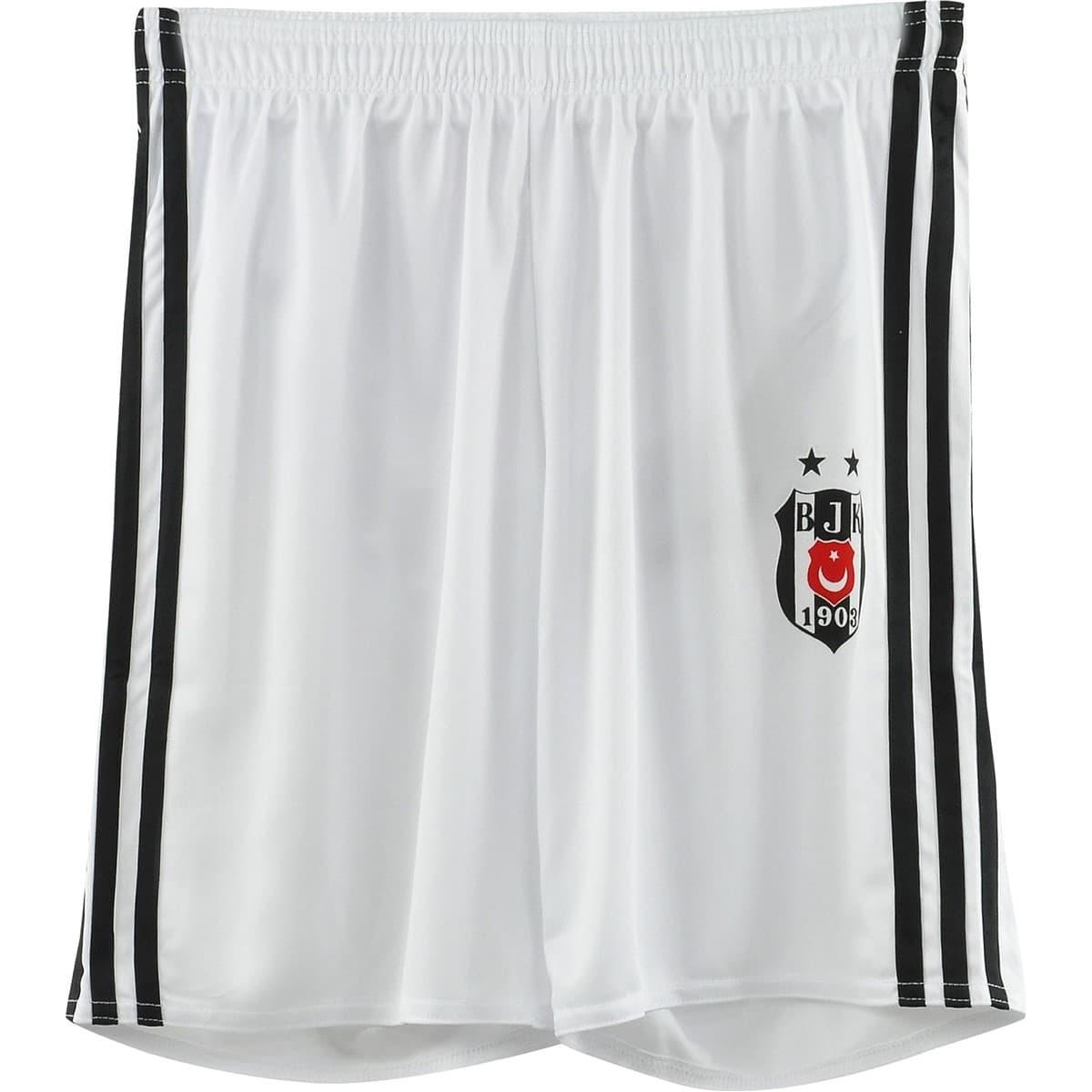 Beşiktaş 2016/17 Çocuk Beyaz İç Saha Şortu